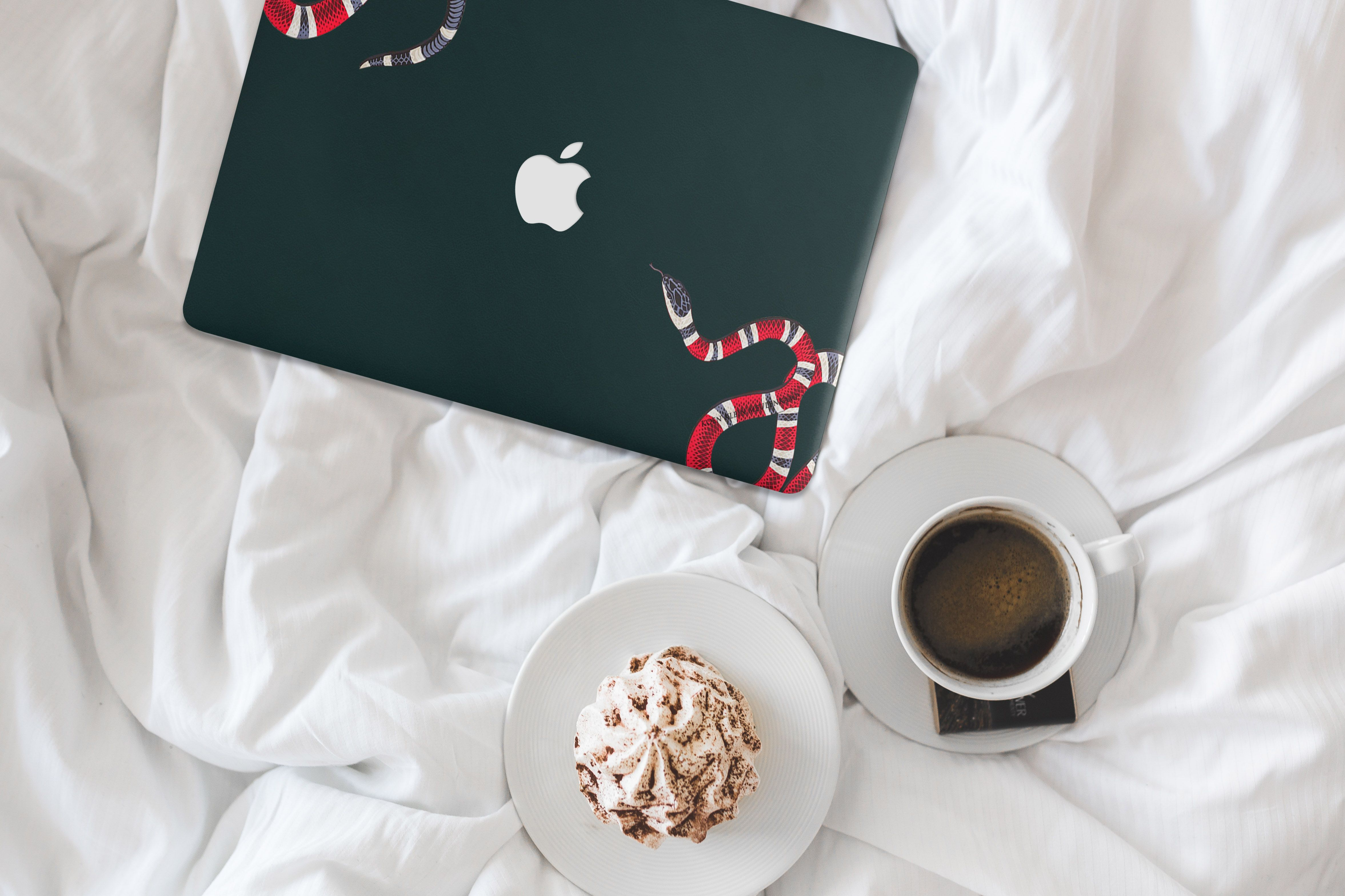 a239be7208a Gucci Snake Macbook Decal Laptop Gucci Skin Macbook Air 13 Skin Macbook Pro  13 Skin Gucci