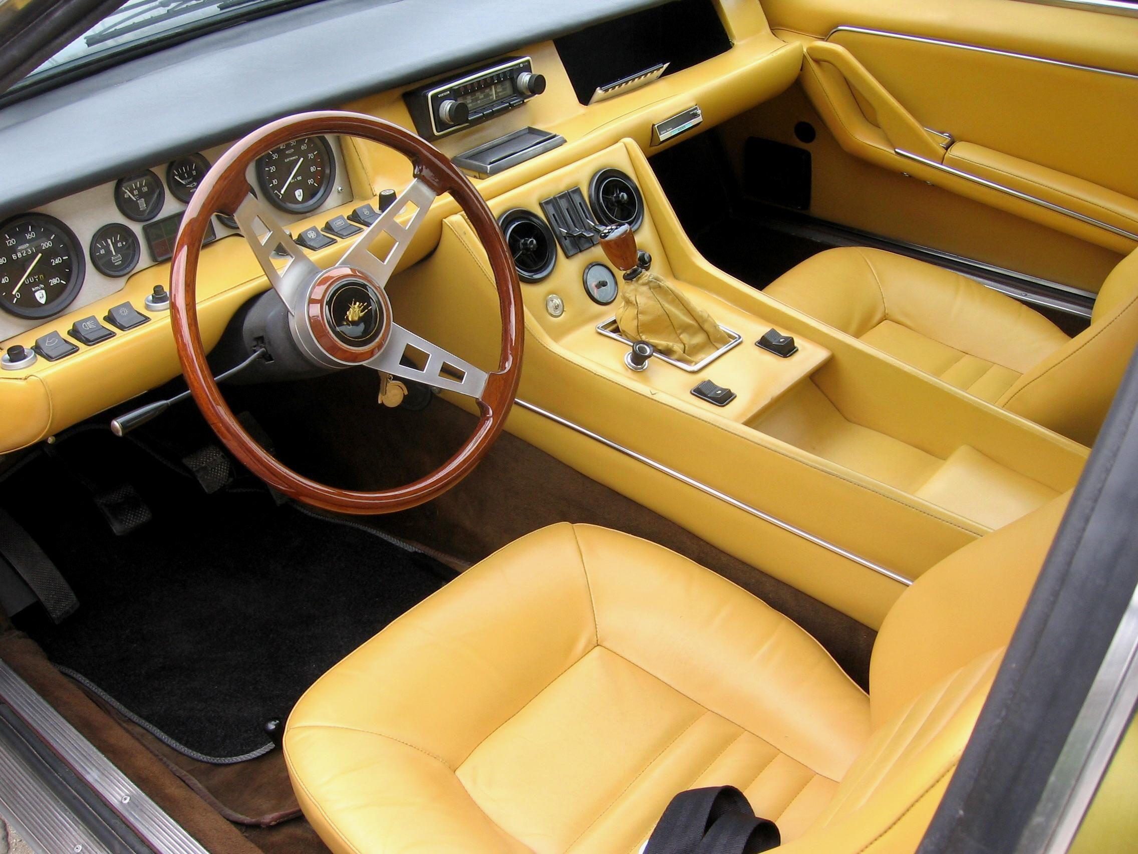 Lamborghini Jarama Interior Lgmsports Com Lamborghini Jarama