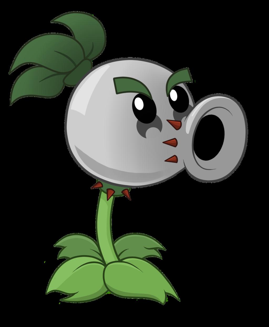 Растения против зомби рисунки фанатов