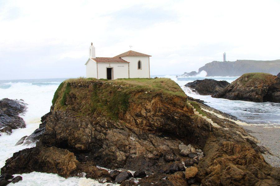 Ermita da Virxe do Porto - Valdoviño (A Coruña) by Jesús Seoane on 500px