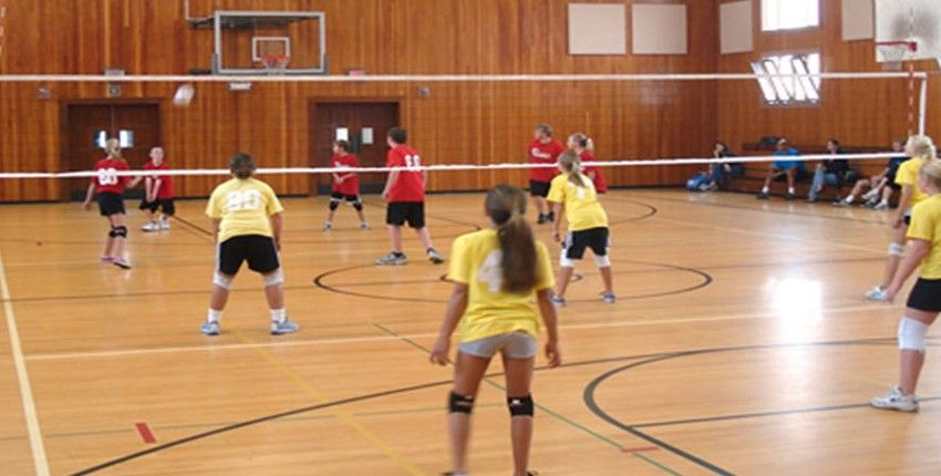 Volleyball 101 Basic Rules Of The Game For New Parents And Players Volleyball Skills Volleyball Coaching Volleyball