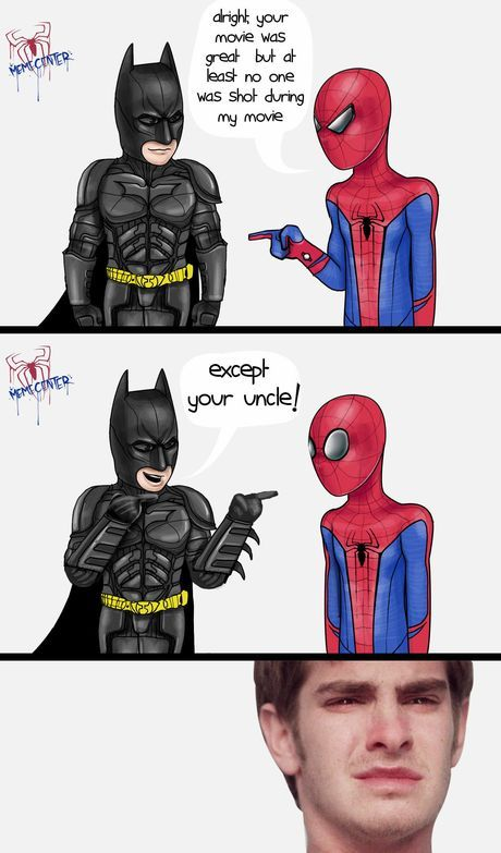 reasons why batman is better than spiderman