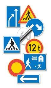 Liikennemerkit Lapsille