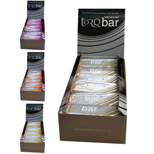 Prezzi e Sconti: #Torq bar box of 15 pineapple and ginger  ad Euro 24.99 in #Torq #Sports and nutrition sports