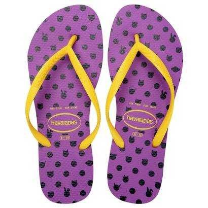 1a2f79a9432 Havaianas Slim Fresh Purple Infradito Price From  14