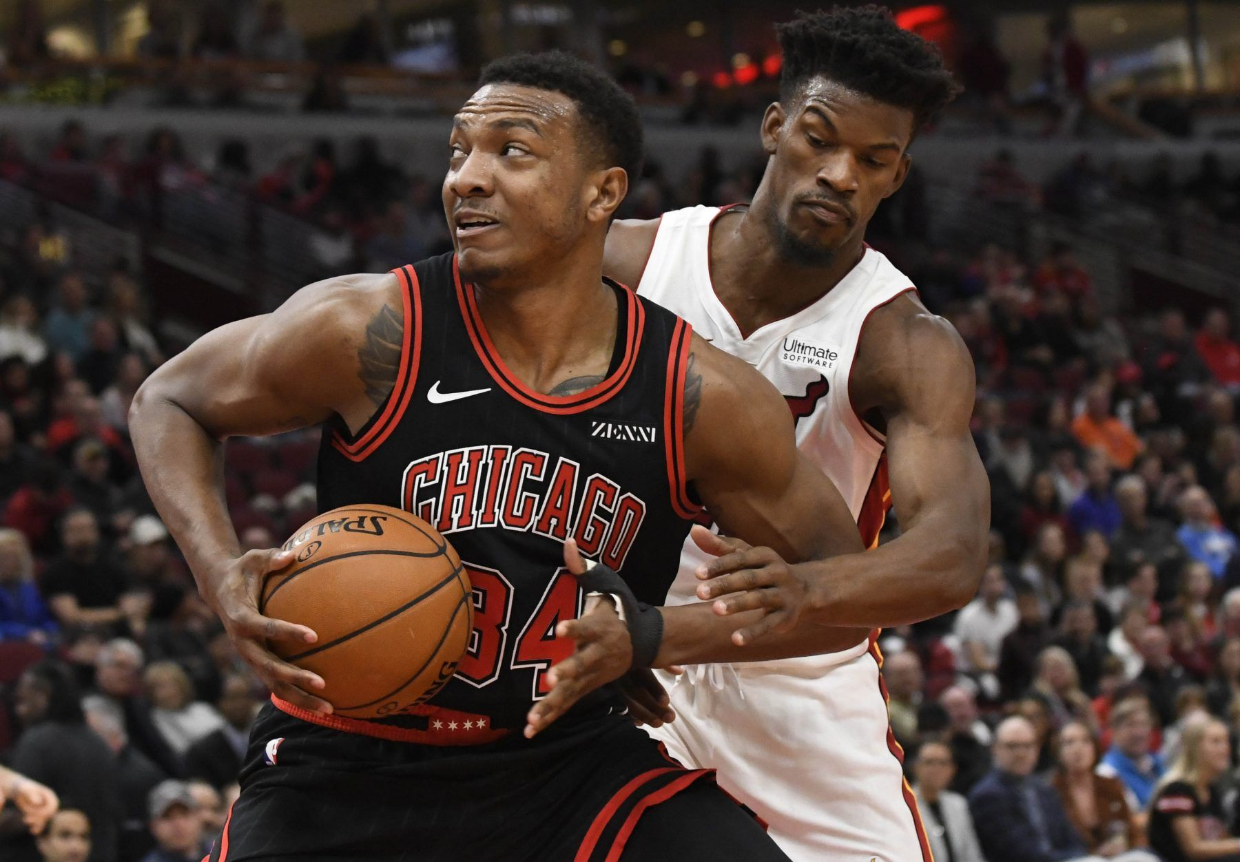 Jimmy Butler Says Nba Players Don T Talk Trash To Him Because He Ll Slap Them In 2020 Nba Players Butler Nba