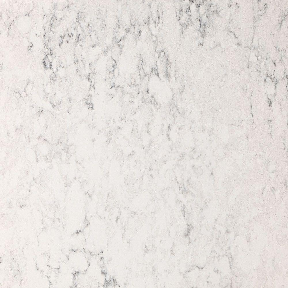 Silestone Quartz Countertop In Helix (via Home Depot)