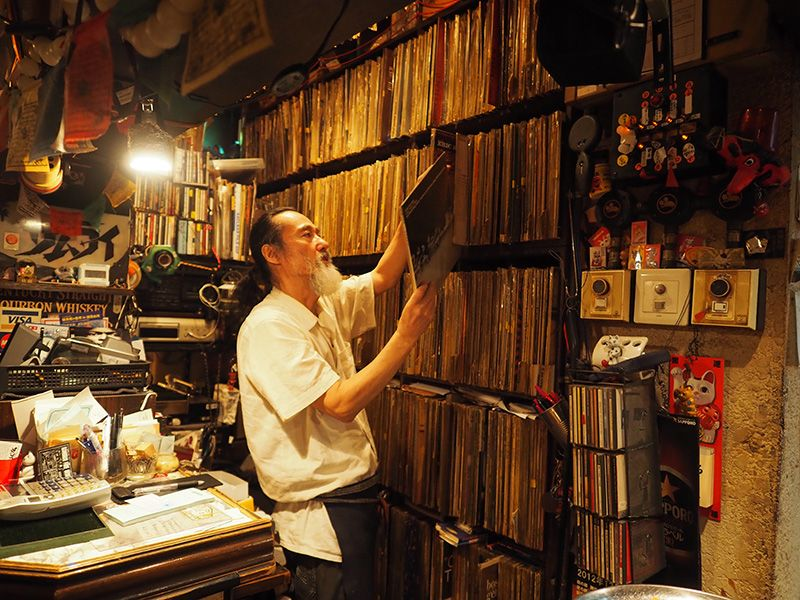 JBLが聴ける店・新宿・JazzBarサムライ 06