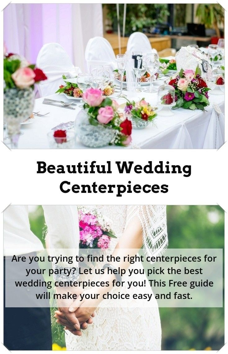 Unique Wedding Centerpieces on a Budget | Unique wedding ...