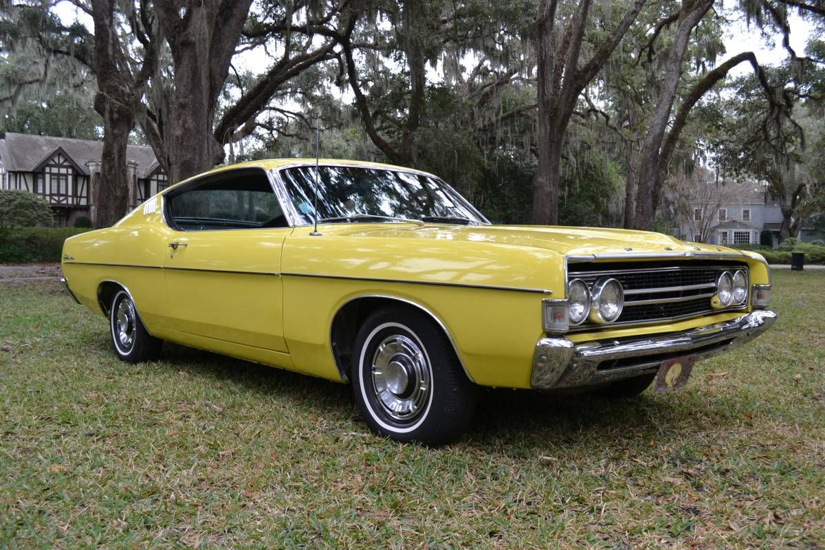 1968 Ford Fairlane 500 Fastback Maintenance Restoration Of Old