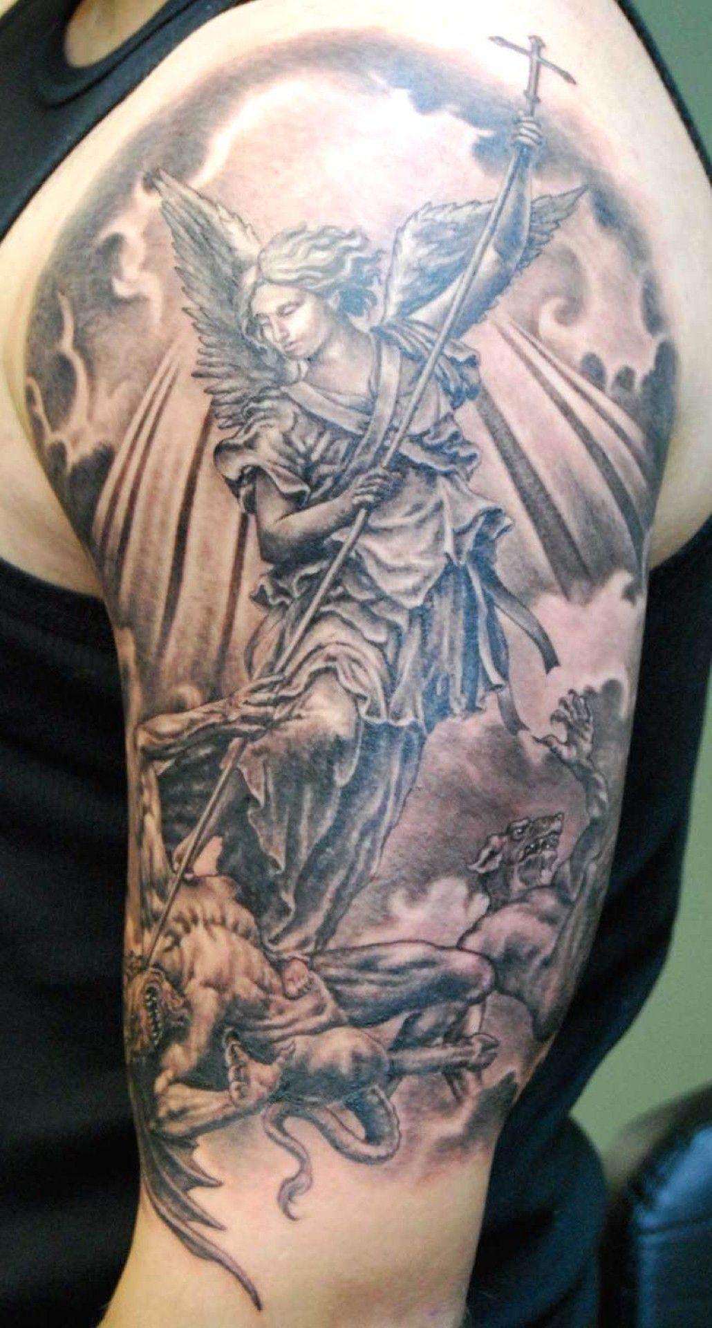 Best angel tattoo designs-6195