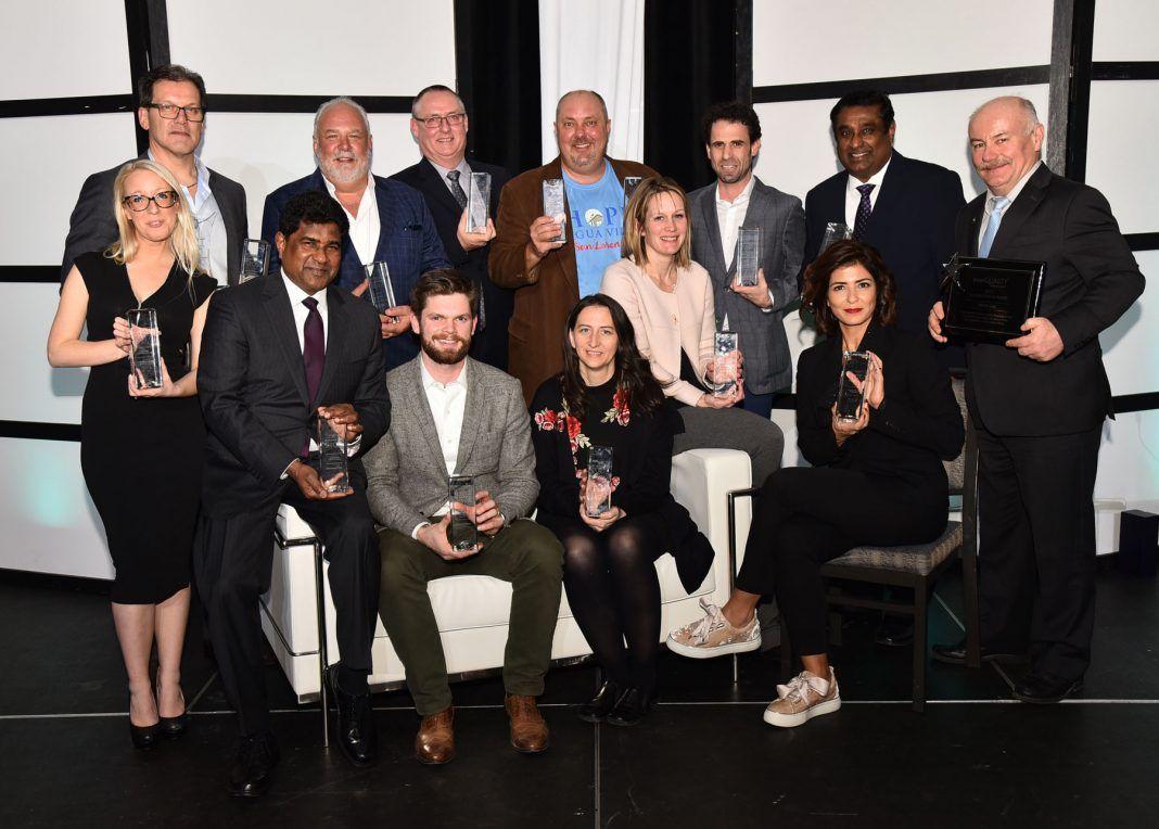 Ontario's best Green Builders were recognized Feb. 22
