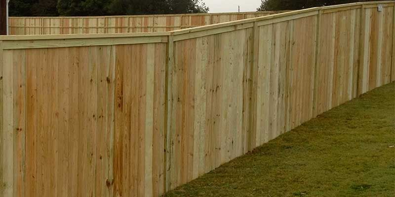 How To Install A Wood Privacy Fence Wood Privacy Fence Fence Design Wood Fence Design