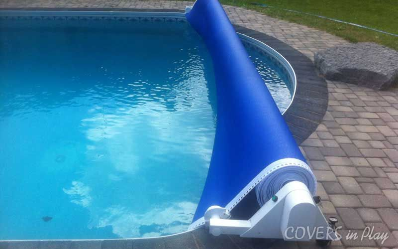 Our modern #poolcovers not only covers the pool but also retain the