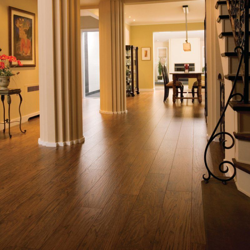 Uniboard Reclaimed Walnut 14mm Laminate Laminate Flooring