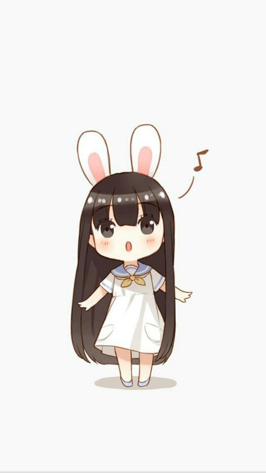 Wallpaper Iphone Chibi Girl Drawings Cute Anime Chibi Anime Chibi