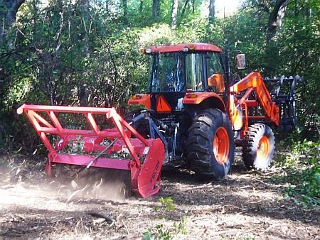 Bull Hog (PTO) | Tractors and Implements | Tractor