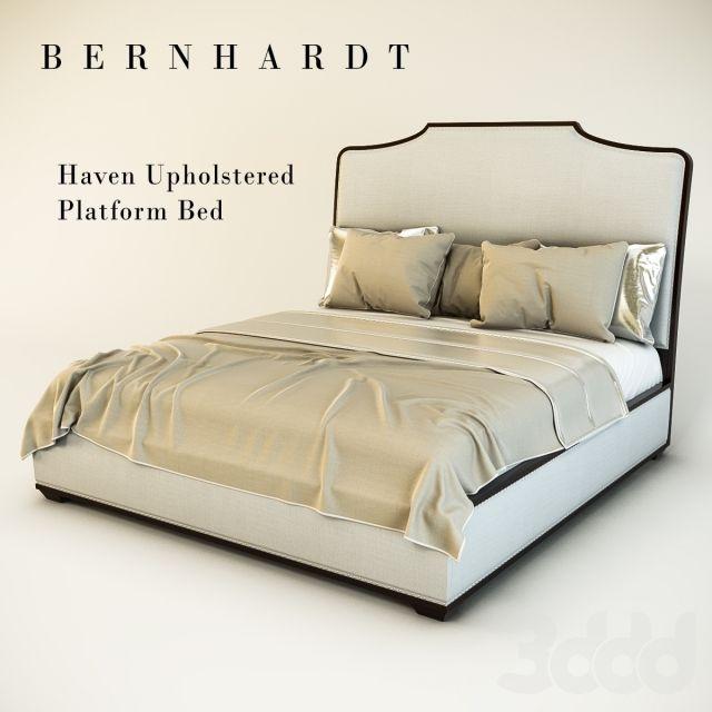 Haven Upholstered Platform Bed