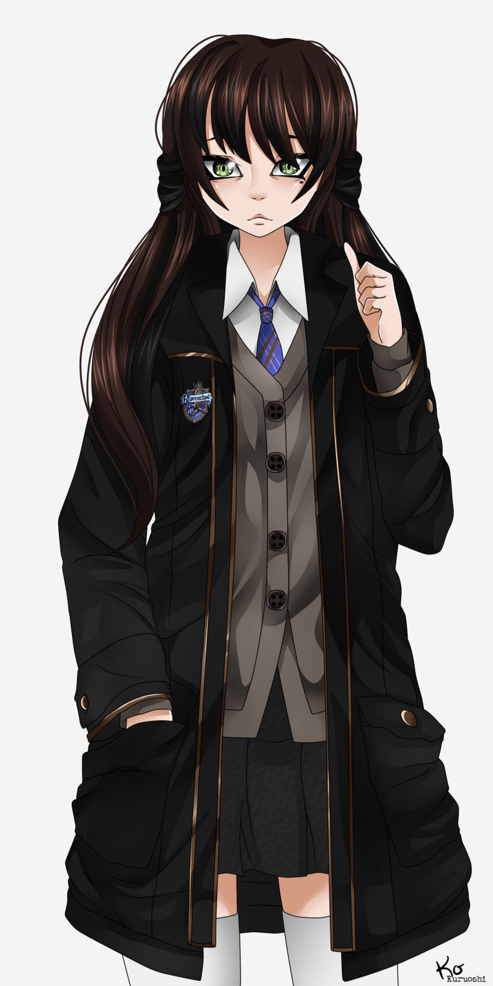 Harry Potter Oc Joyce Owlroosper By Tamashi Miko On Deviantart