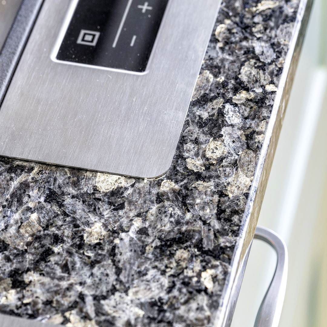 Blue Pearl Granite Hundreds Of Granite Colours Available To Suit Any Budget And Style Call Or Email To Fin Blue Pearl Granite Granite Colors Granite Worktops
