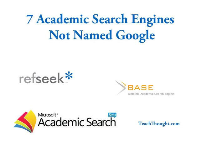 Essay search engines