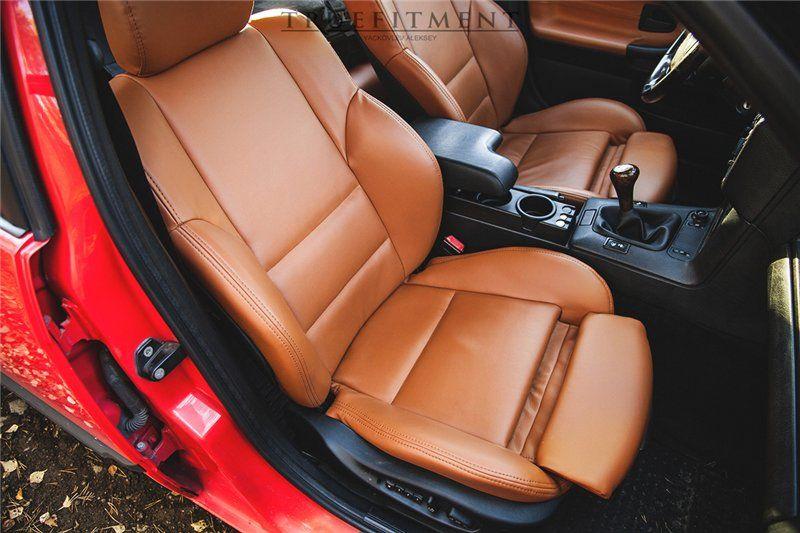 Bmw Derniers Modèles >> Electric Leather E46 M Tech Seats On Bmw E36 Touring This Rocks Bmw