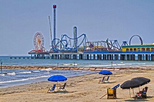Galveston Kemah Boardwalk