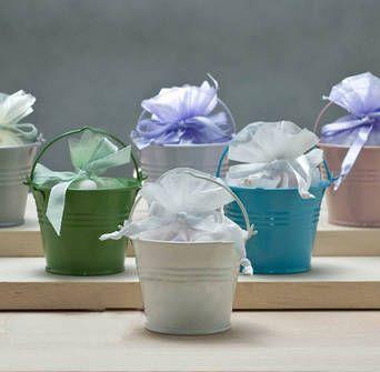 Wedding Favors Mini Pails Mini Bucket Graduation Party Decor Baby Shower Favors Diy Mini Bucket Favors