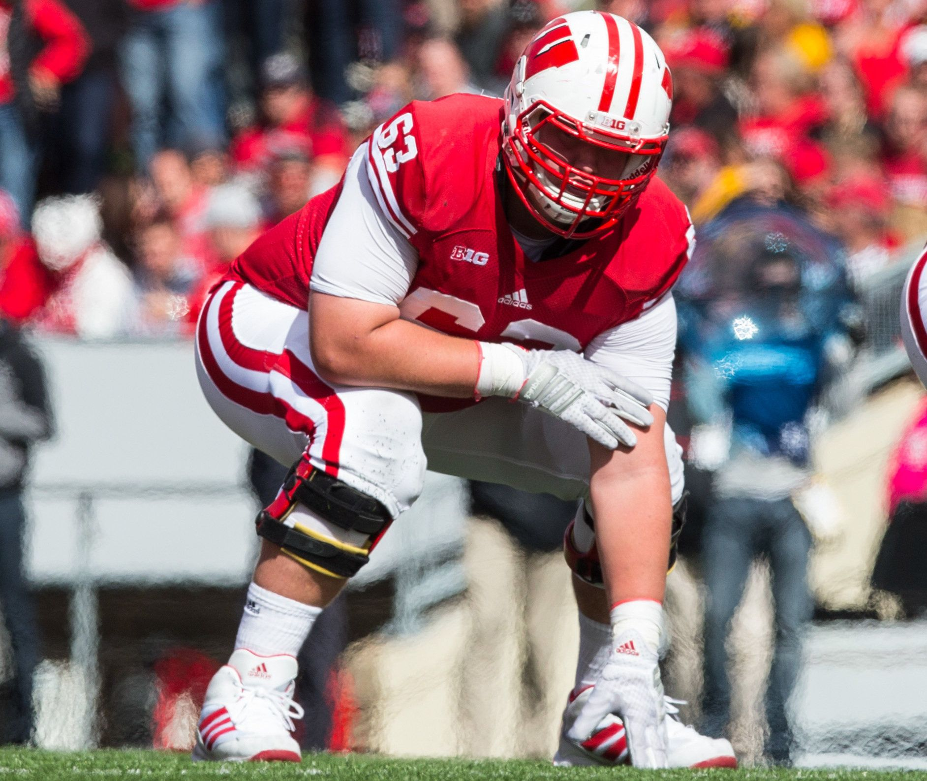 Most Indispensable Badger No 6 Wisconsin Football No 6 Athlete