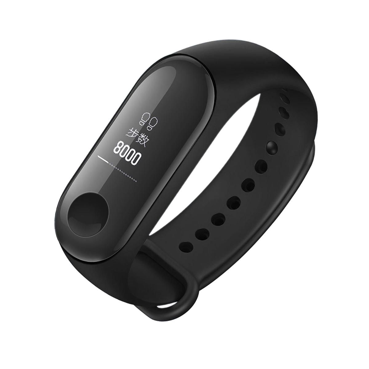 Bakeey Ultra Thin Screen Protector Film For Original Xiaomi Mi Band Smart Wristband F1 Plus Bracelet Color 3