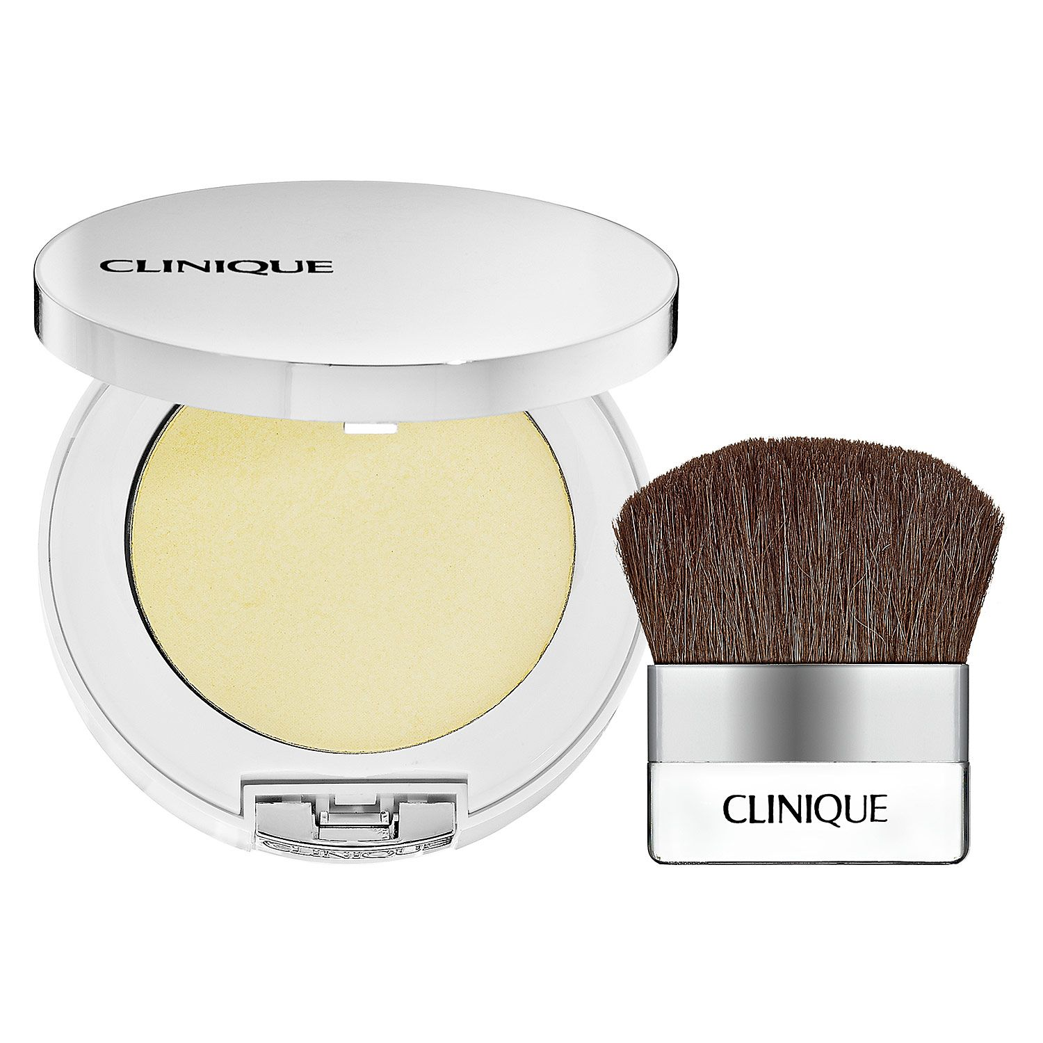 What it isA mineral pressed powder that reduces redness