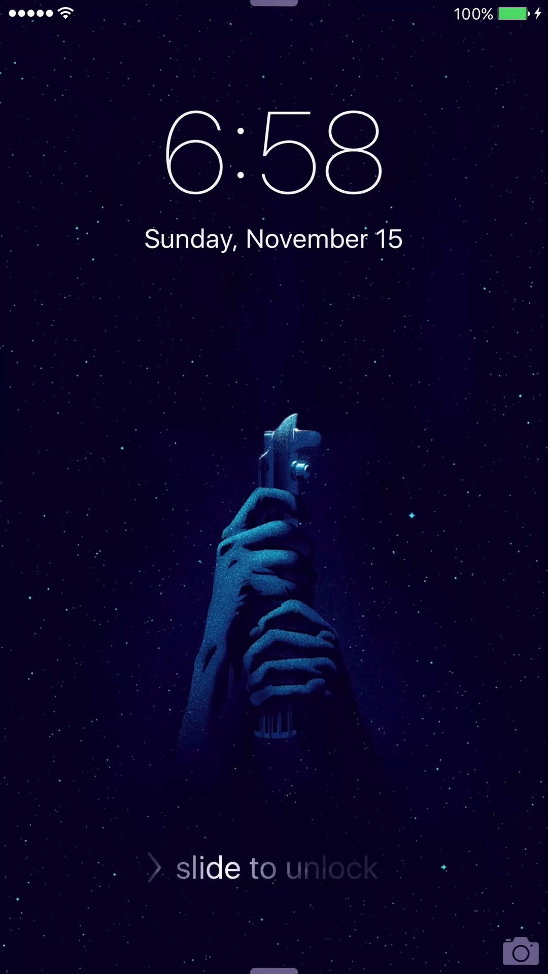 Moving Star Wars Live Wallpaper Iphone