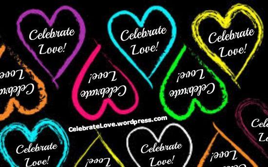 Everyday is a wonderful day to #CelebrateLove!