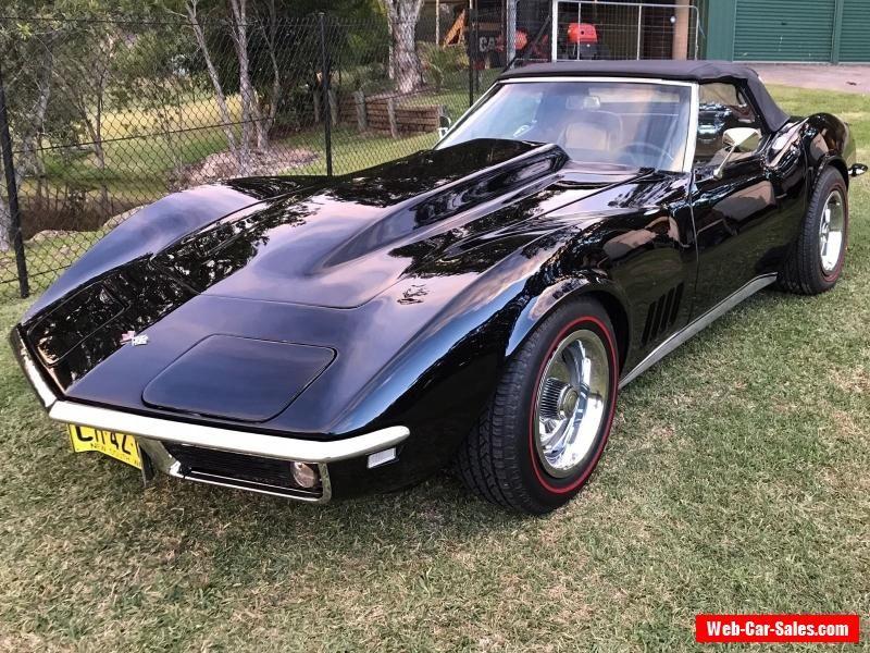 1968 chevrolet corvette #chevrolet #corvette #forsale #australia ...