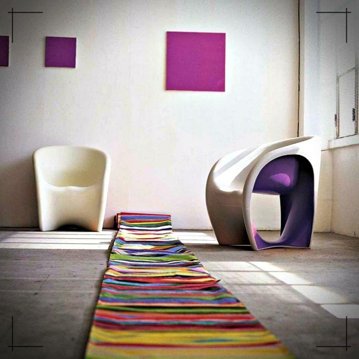 Color violeta y su implementación en el diseño interior de casas – Ideas para el hogar