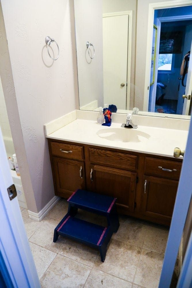 how to replace a bathroom countertop love renovations on replacement countertops for bathroom vanity id=90552