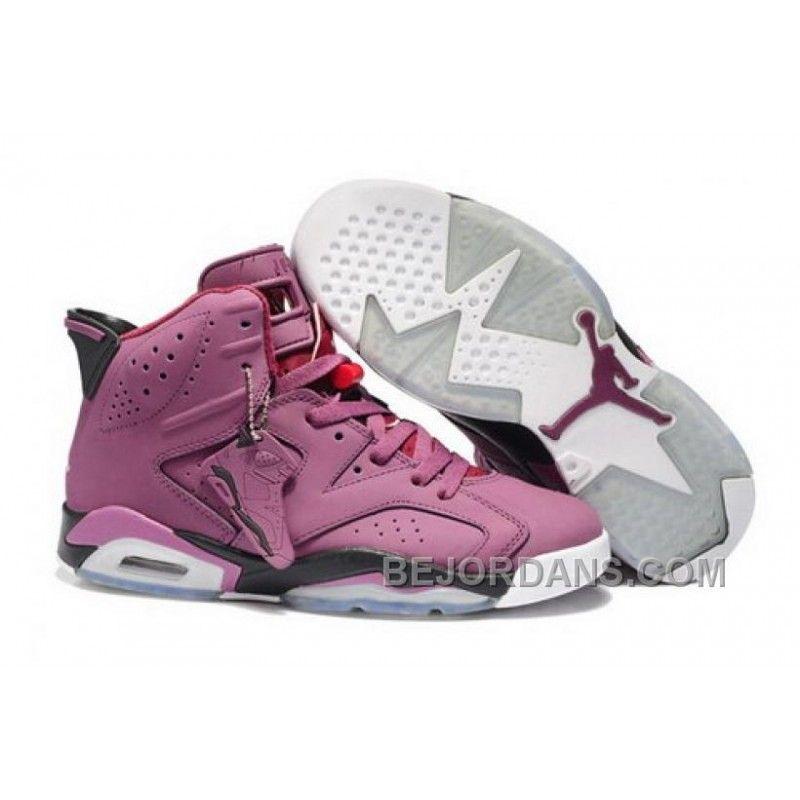 Nike Air Jordan 6 VI Rosy