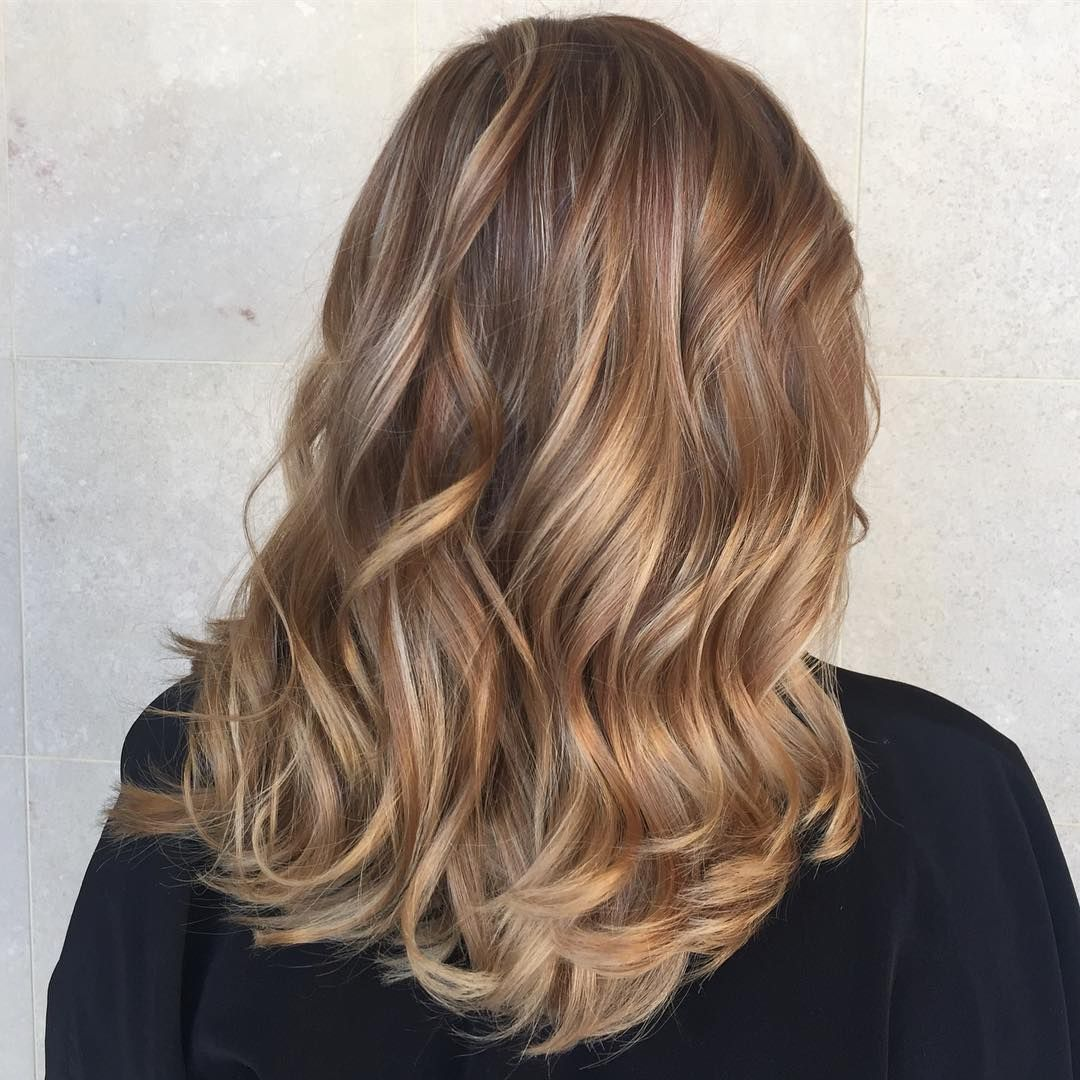 Cool 50 Ideas On Light Brown Hair With Highlights For