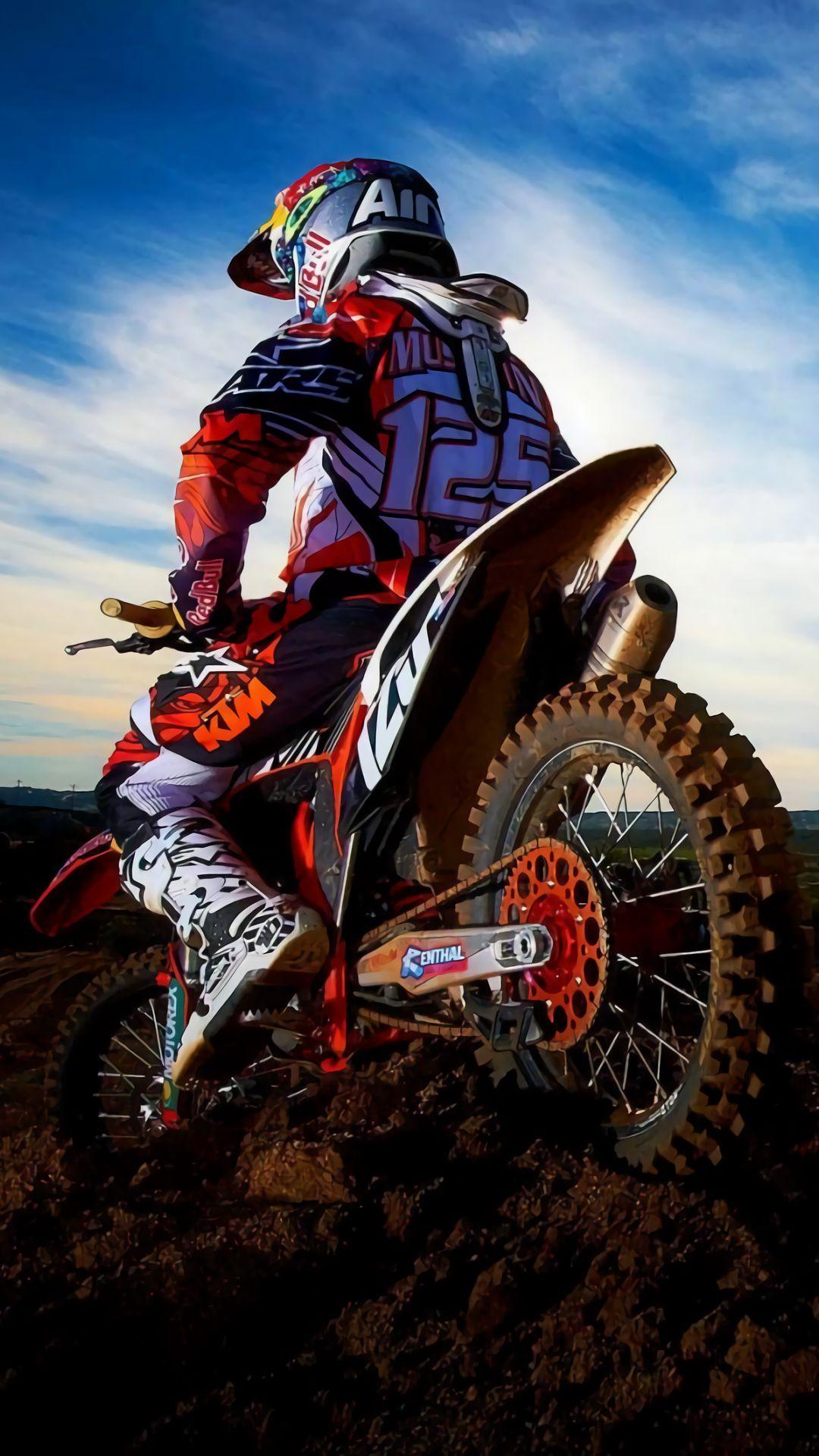 Motocross Mobile Hd Wallpaper Motocross Photography Motocross Enduro Motocross