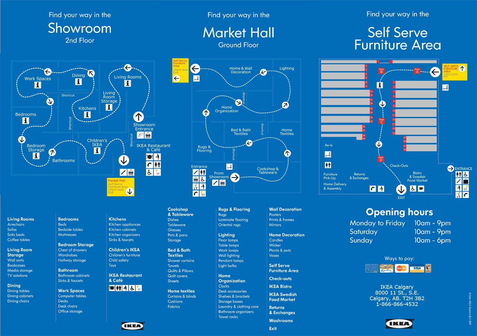 ikea store map - Google Search | Pratt guys | Ikea, Ikea home, Ikea on sandcastle water park map, metro atlanta map, d.c. metro map,
