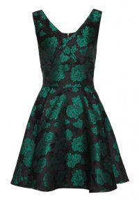 Mela - Freizeitkleid - green | Abendkleider online, Modestil