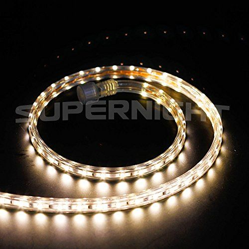 SUPERNIGHT Waterproof 331M Length 3528SMD AC 110V High Voltage ...