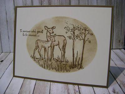 For You My Deer | Stampin' Studio | Bloglovin'