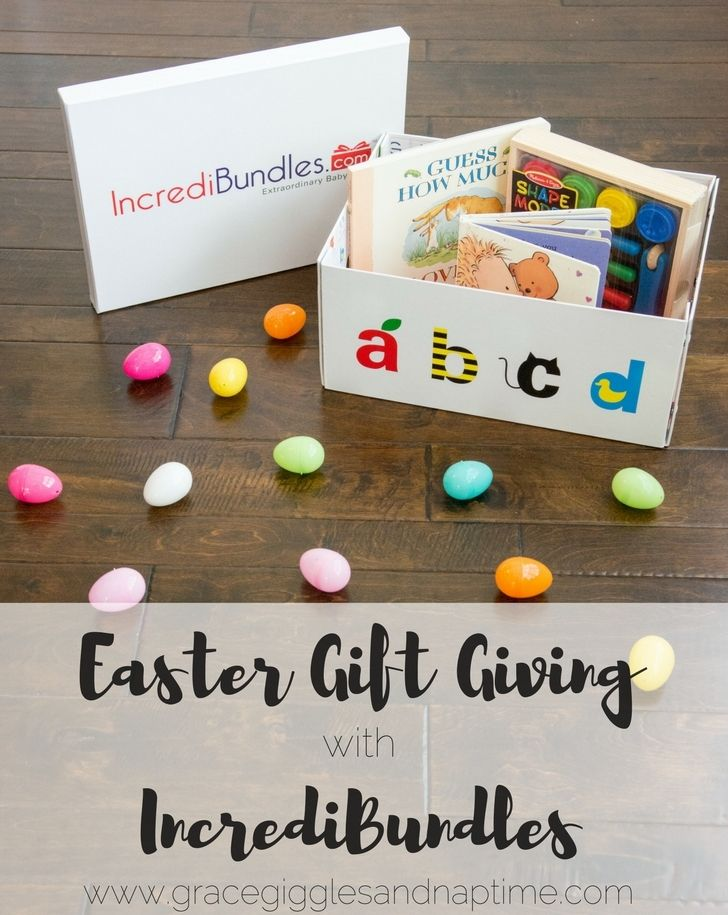 Easter gift giving with incredibundles a giveaway easter easter gift giving with incredibundles negle Image collections