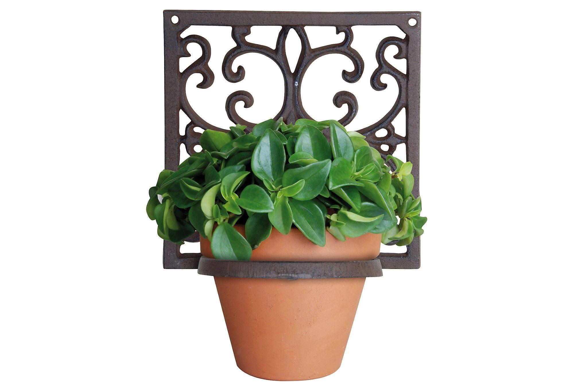 Square Cast Iron Flower Pot Holders Flower Pots Flower Pot Holder Plant Pot Holders