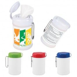 Canister Sanitizer Pc180 Travel Or Desk Size Canister Filled