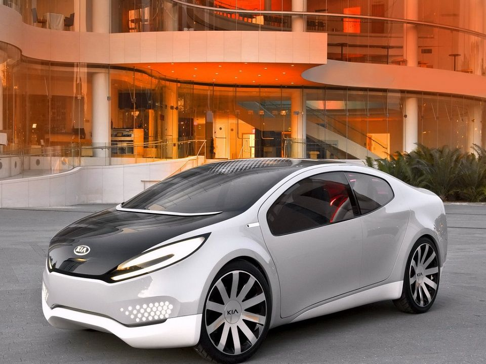 Kia Ray Concept Kia Motors Concept Cars Kia Picanto