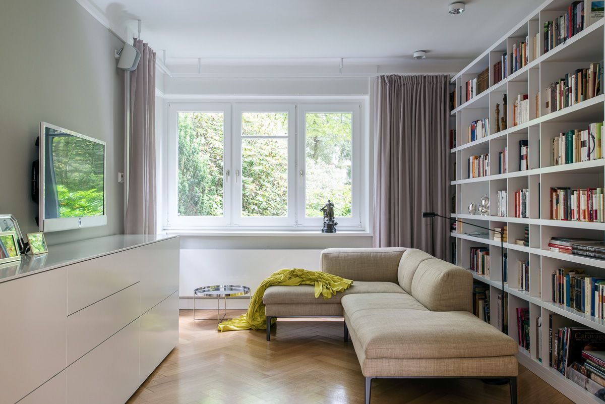 Gärtner Internationale Möbel #Bibliothek #Regal #Sofa #Recamiere ...