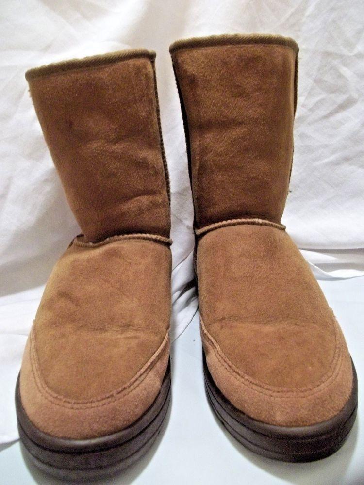 sports shoes 32b13 fdf54 Details about Mens UGG Australia 5220 Ultra Short Tan ...