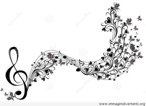 Immagini note musicali cerca con google piano stuffs - Note musicali da colorare pagina da colorare ...
